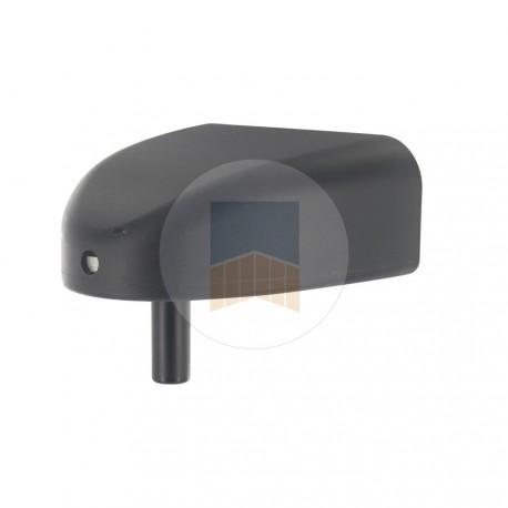 Gond Equ'inox horizontal à visser avec cache en Composite