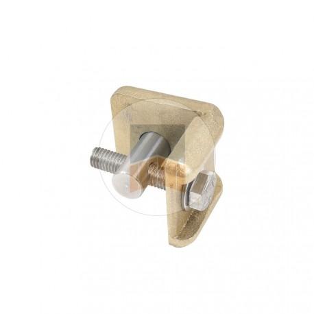 Support d'articulation avec fixation pour ouverture à 180°.