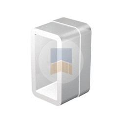 Manchon invisible en Aluminium.